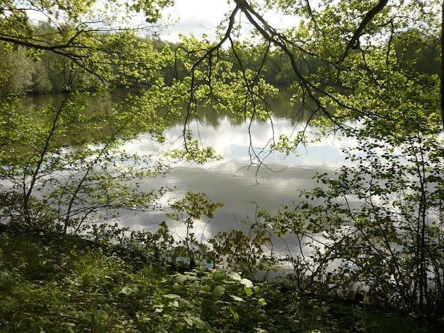 Gite des étangs de Saint Bale - Vrigne-aux-Bois - Byt