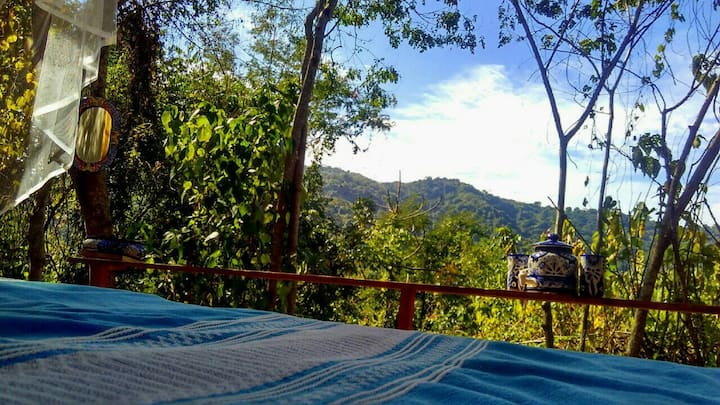 Sayulita Mountain GreenShed by Campamonte