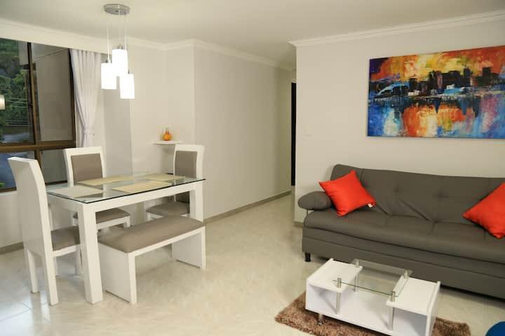 Lujoso apartamento zona rosa Pereira