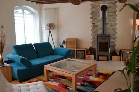 Maison de Bourg 500 m de la Mer - 4 Chambres - Langrune-sur-Mer