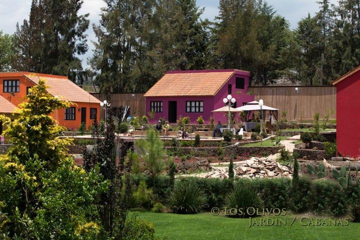 Cabaña Rosa