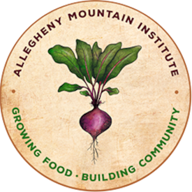 Allegheny Mountain Institute's logo