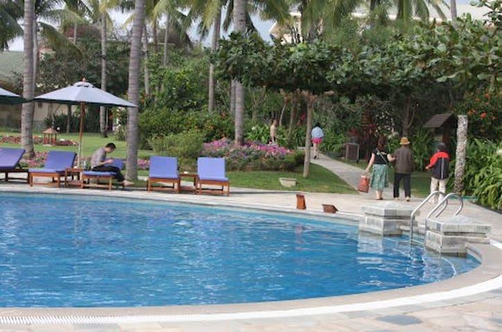 亚龙湾公主郡两室两厅两卫, 近亚龙湾海滩、百花谷、亚泰商业中心 Yalong Bay Sanya - Sanya Shi - Casa