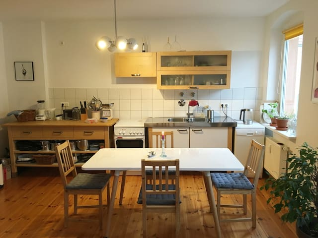 Nice apartment in the heart of prenzlauer berg