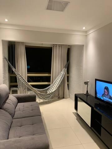 Apartamento em Intermares a 150m da praia