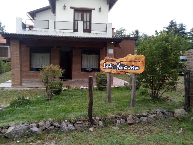 Cabañas Inti Yaicuna