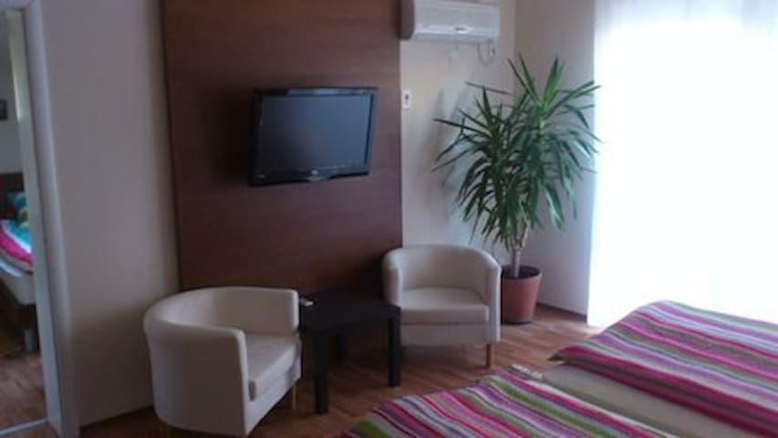 Comfortable Apartment in Sombor - Sombor - Lägenhet