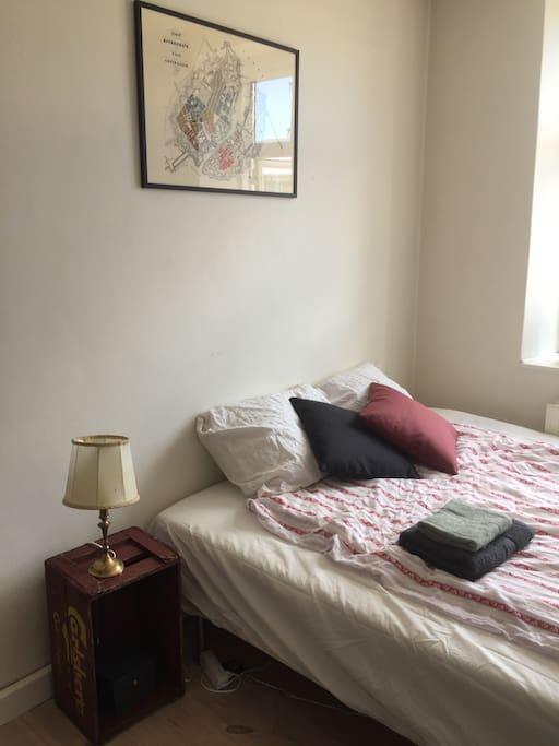 160cm bed