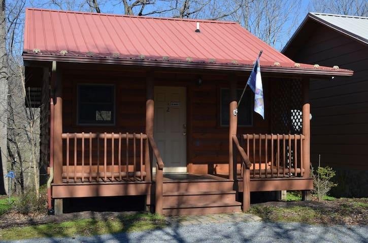 River Trail Cabin #2