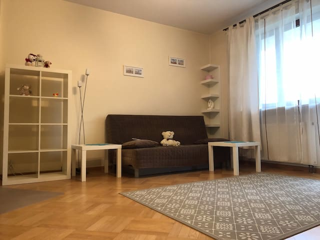 Warsaw Appartment 60m