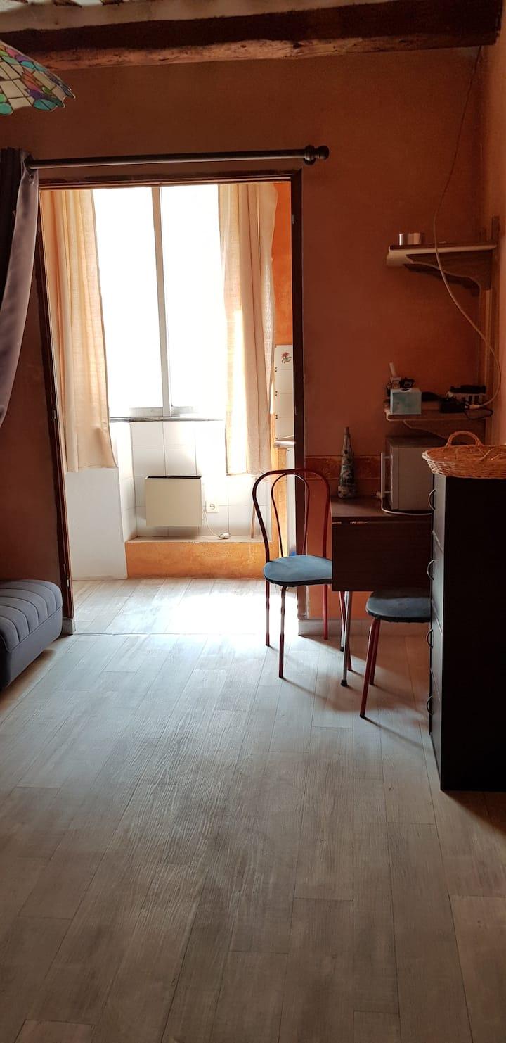 Studio à Malaucène, au coeur de la Provence