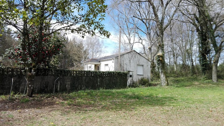 alquiler  casa camino primitivo a 19 km lugo