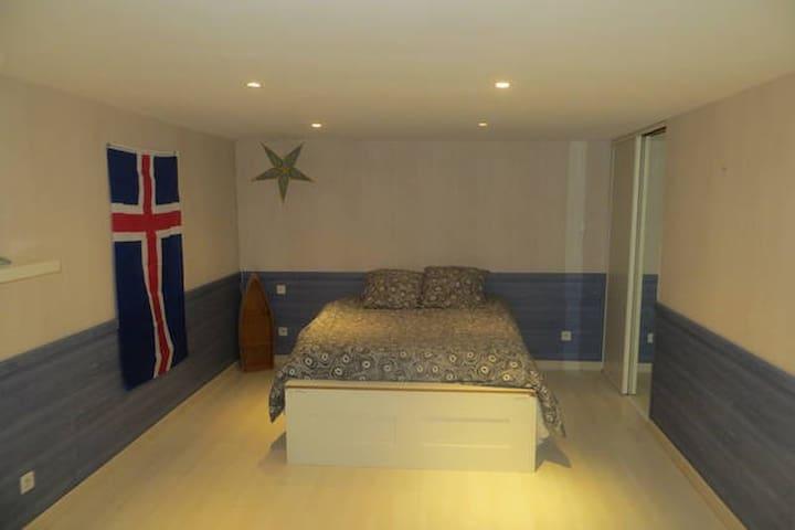 Chambre dans magnifique loft