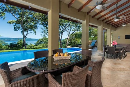 Ocean Views, Perfect for Families - Papagayo Peninsula