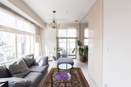Great location with a great view of Tokyo Tower - Minato - Apartamento