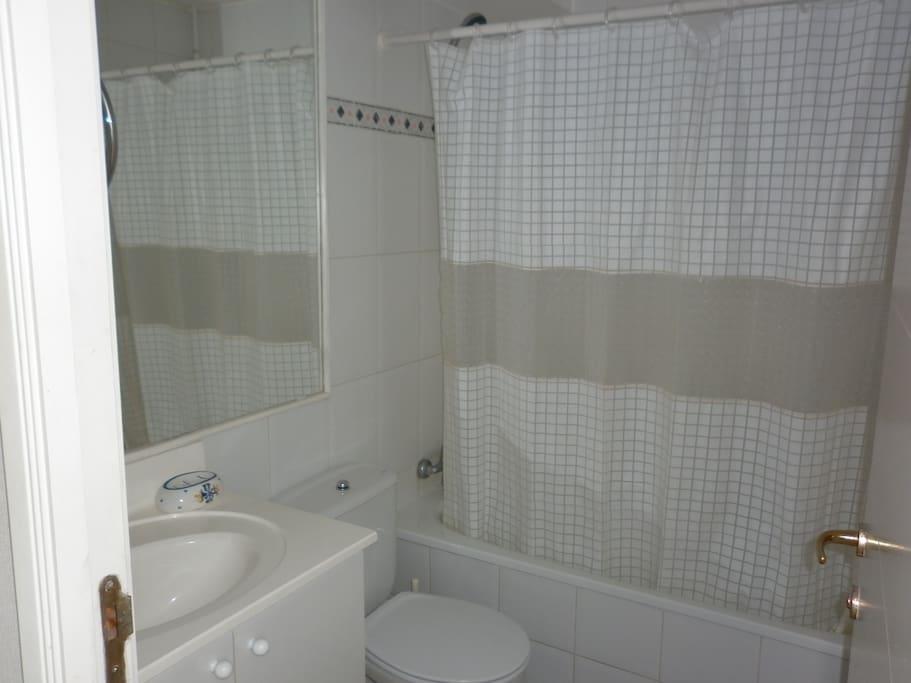 2 baños iguales