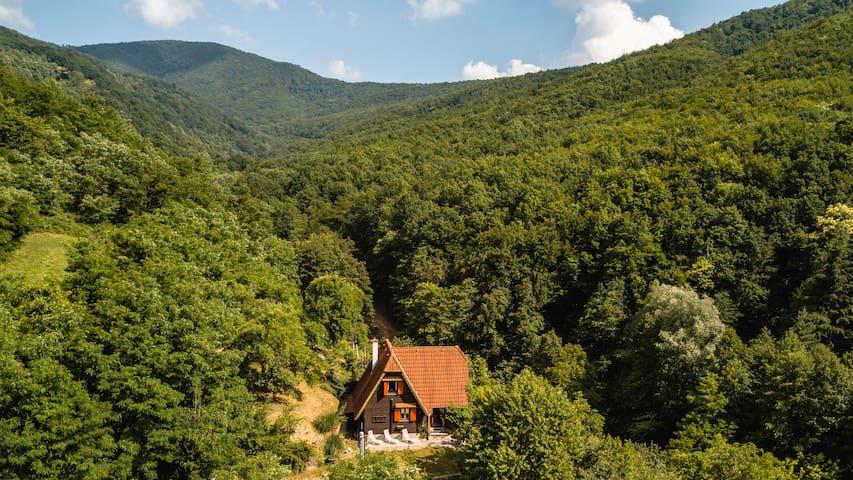 Kuća za odmor i zabavu Bella