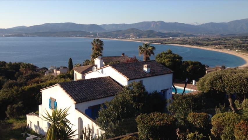 Corse Blanca Casa à PORTICCIO / AJACCIO - Pietrosella - Villa