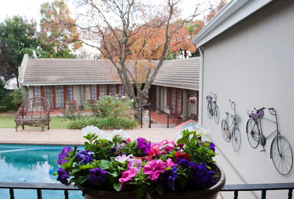 Tuscany Bed And Breakfast Northcliff