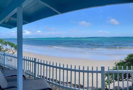 Moeʻuhane Kai Beach Front Home