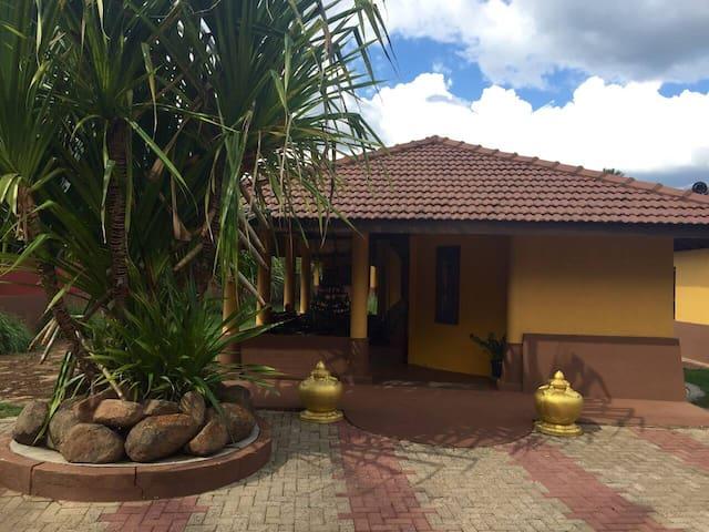 Sera Villa for 3 guests near Airport