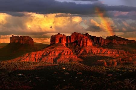 Quiet solitude near Sedona Arizona - Cornville