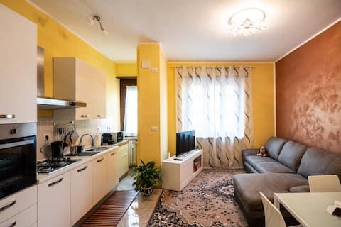 Casa Baciu: Piacevole bilocale in zona Lingotto