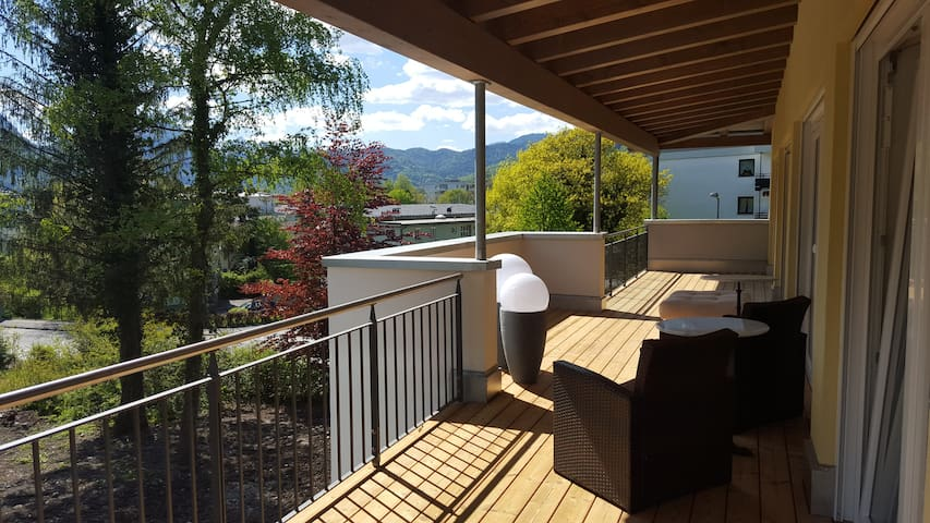 Deluxe Loft Apartment Mountain View - Bad Reichenhall
