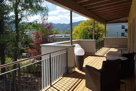 Deluxe Loft Apartment Mountain View - Bad Reichenhall - Loteng Studio