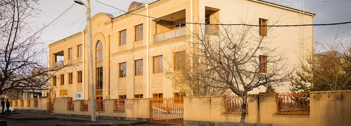 Comfortable Accommodation in the Center of Gyumri