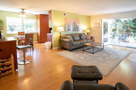 Redwood Pl Apt4  in the heart of silicon valley