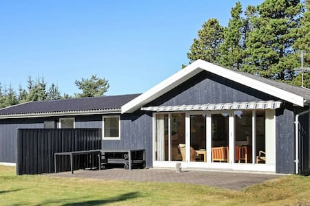 Modern Holiday Home in Saeby near Sea