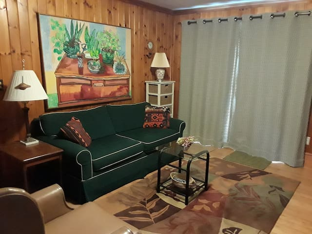 Spacious room close to beaches and Dock Square
