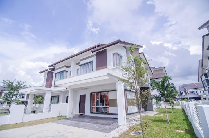 Kuala Selangor Lovely House Stay
