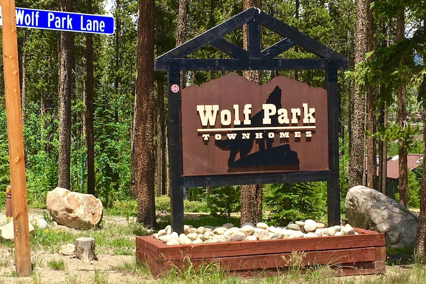 Wolf Park 100 - Townhouses for Rent in Winter Park, Colorado, United ...
