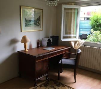 Jolie chambre & cuisine, proche métro, Parc Floral - Fontenay-sous-Bois - House