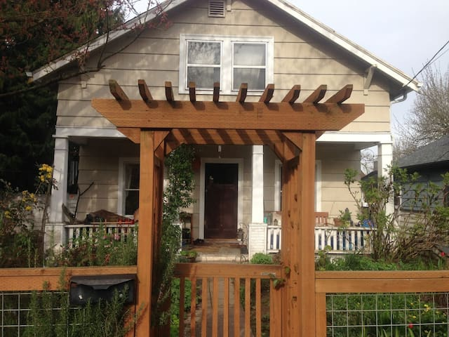1-2 Rooms in House Share - Portland - Maison
