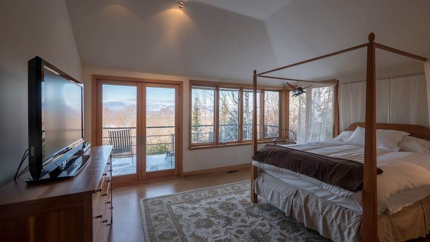 Canopy Master Suite - Stowe - House
