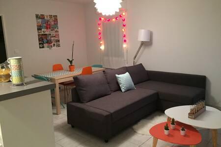 Appartement convivial à Auch (32) - Auch - Appartement