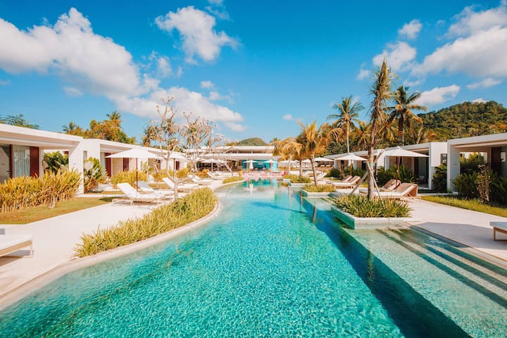 Affordable luxury in south Lombok