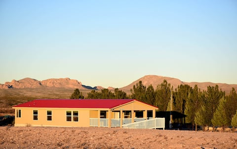 Cienega Ranch- Guesthouse  SouthWest Working Ranch