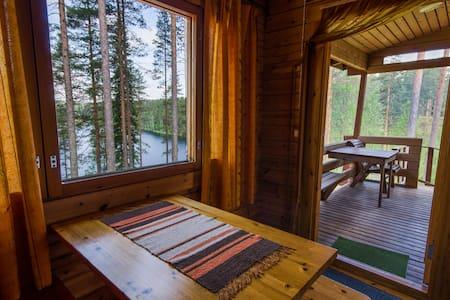 Ahvenlampi Camping
