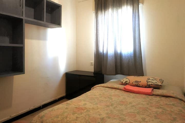 Комната на двоих в Ришоне