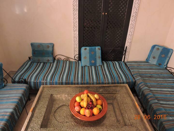 appartement bahia medina  place jema el fna