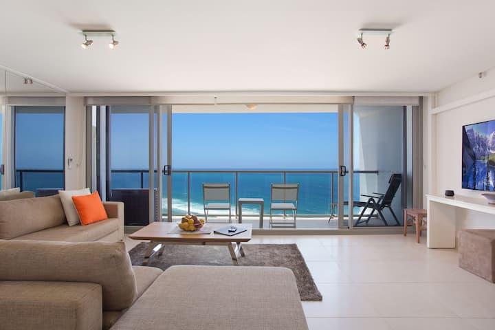 Peninsula 31st Floor 2 Bedroom Ocean View