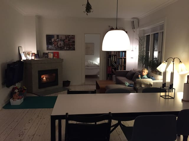 Cosy house 15 min from the city center - Kopenhagen - Haus
