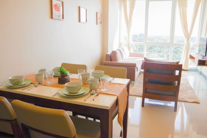 Bright & stylish 1 bedroom! 11M