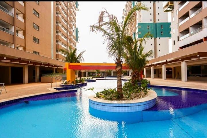 Enjoy Olímpia Park Resort, em frente ao Thermas