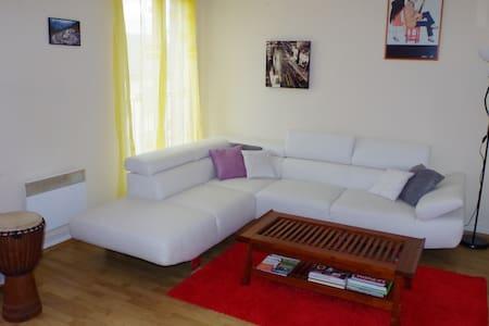 Grand appartement au centre ville - Châtillon-sur-Seine
