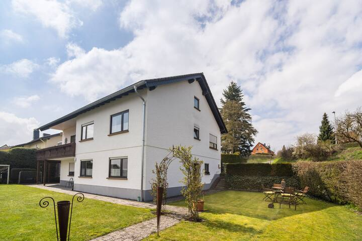 Modern apartment in Mehren, Germany Near Lake